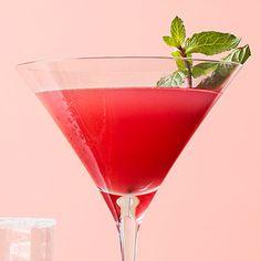 Watermelon-Mint Martini