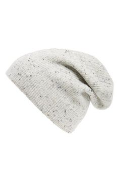 rag & bone 'Catherine' Cashmere Slouch Beanie / @nordstrom #nordstrom