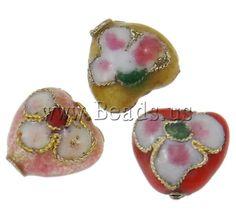 Beads I like: Filigree Cloisonne Beads jewelry  http://www.beads.us/product/Filigree-Cloisonne-Beads_p56834.html