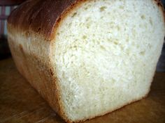 bread. . .this