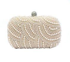 Women Glamour Beaded Hard Case Chain Bag Evening Wedding Party Clutch Purse Wallet Handbag-Champagne VOCHIC,http://www.amazon.com/dp/B00E88CDXW/ref=cm_sw_r_pi_dp_iaOBtb1GD2JYPR8X