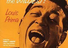 Louis Prima - The Wildest - recenzja w serwisie Muzyczny Horyzont