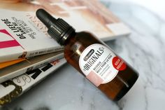 Review: Kruidvat Originals Almond Huidolie voor je gezicht