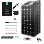Renogy 600-Watt 24-Volt Monocrystalline Off-Grid Eclipse Solar Premium Kit #solarpanels,solarenergy,solarpower,solargenerator,solarpanelkits,solarwaterheater,solarshingles,solarcell,solarpowersystem,solarpanelinstallation,solarsolutions,solarenergysystem,solarenergygeneration Used Solar Panels, Solar Panel Kits, Solar Energy Panels, Solar Panel System, Mount System, Panel Systems, Diy Camper, Camper Van, Solar Panel Efficiency