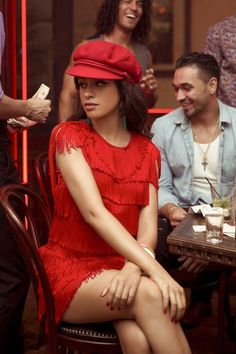 Camila Cabello behind the scenes of the Havana Music Video Camilla, Havana, Fangirl, Camila And Lauren, Fifth Harmony, American Singers, Mannequins, Belle Photo, Girl Crushes