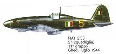 Fiat g55 (autore Richard Caruana)