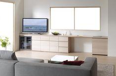 YA | 壁面収納・リビング | 家具メーカーのパモウナ