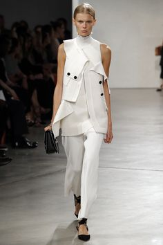 Proenza Schouler Spring 2016 Ready-to-Wear Fashion Show - Selena Forrest