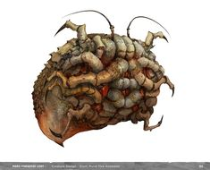 ArtStation - The Technomancer - Creature and Monster Designs, Alexandre Chaudret