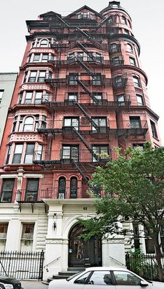 The Arlington (1887), 62 Montague Street, Brooklyn Heights, New York