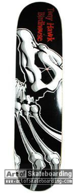 Tony Hawk Falcon - Birdhouse - deck skateboard