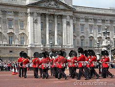 Changing of the Guard  Buckingham Palace, London