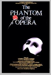 The Phantom, love it, saw four different productions