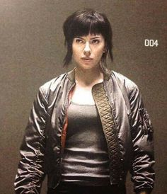 Scarlet Johansson as The Major [ Motoko Kusanagi ] / 少佐 [ 草薙 素子 ] 役 スカーレット・ヨハンソン .jpg