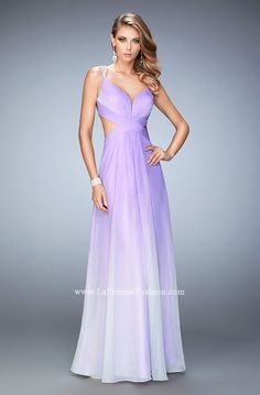 La Femme prom dress style 22416