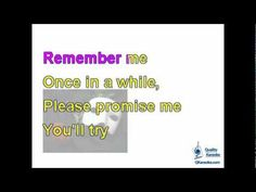 Phantom of the Opera - Think of Me (Karaoke Instrumental) w/ Lyrics - YouTube