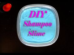 D.I.Y. Slime! Only TWO Ingredients! (No Borax, Liquid Starch, Eyedrops, or Baking Soda!) - YouTube