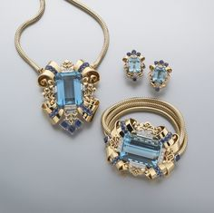 Tiffany Art Deco Jewelry in Dallas Auction Gallery's October 5th Auction