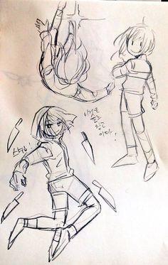 Chara / StoryShift! Chara | Artist RyuO