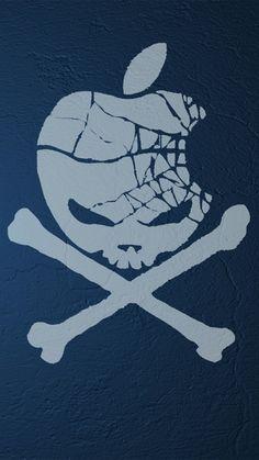 Apple Hacker Logo