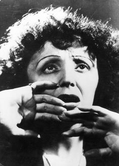 Édith Piaf, inoubliable