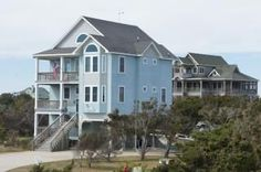 Unique one back in exclusive Hatteras by the Sea.