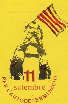 #adhesius #onzedesetembre #diada #Catalunya Image Cat, Movies, Movie Posters, Poster, Films, Film Poster, Popcorn Posters, Cinema, Film Books