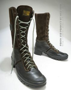 Palladium Tactical boots- just got this pair. They are everything I dreamed they would be!!!
