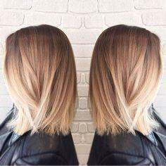 47 Hot Long Bob Haircuts and Hair Color Ideas | StayGlam Bob Frisur Bob Frisuren