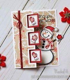 Belle 500+ idées de Cartes Noël en 2020 | carte noel, cartes, noel AM-61