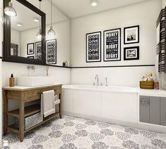 Łazienka styl Eklektyczny - zdjęcie od WERDHOME