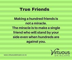 Have a fabulous day from Virtuous Skincare.