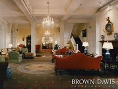 Private Club, Sitting Room