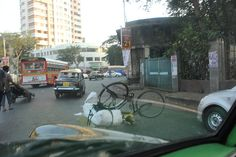 In Mumbai It Is Hit And Run.. Nobody Is Scared Of The Cops Anymore