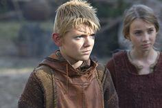 vikings - gyda and bjorn