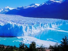 Perito Moreno glacier is known located in Los Glaciares National Park, southern Santa Cruz province, Argentina Patagonia, Beautiful World, Beautiful Places, Wonderful Places, Amazing Places, Holland America Line, Latin America, Argentine, Parc National