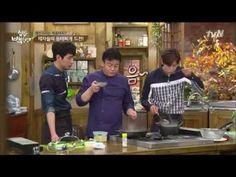Song Jae Rim - 2015 1st December Random cut (House Cook Master Baek) - YouTube