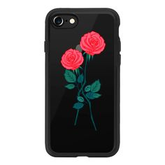 REGINA ROSES - iPhone 7 Case And Cover (220805 PYG) ❤ liked on Polyvore featuring accessories, tech accessories, iphone case, iphone cover case, clear iphone case, iphone cases and apple iphone case