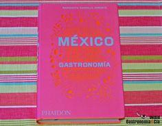 México Gastronomía. Libro