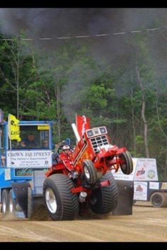 On 3 wheels Big Tractors, Case Tractors, Farmall Tractors, Truck And Tractor Pull, Tractor Pulling, International Tractors, International Harvester, Truck Pulls, Logging Equipment