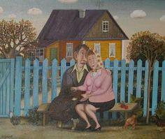 Valentin Gubarev. Lovers