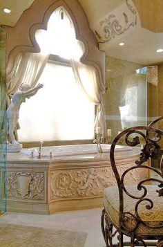.beautiful bathroom!