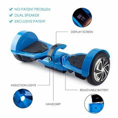 Reposting @koowheelboards:  ... New design and with UL #Koowheelboards K5 What do you think? #hoverboard #hoverboards