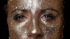 (allison talking) okay, okay enough glitter! One time lindsay jean wrote happy birthday on her face and then forgot and went to the store. Bling, Glamour, Glitters, Sparkles, Face, Palette, Sequins, Magic, Beauty