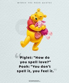25 Quotes That Prove Winnie The Pooh Was A Cartoon That Taught Us Everything About Love & Life