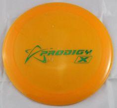400s D3 Driver 173g Prodigy Discs Orange X-Out Disc Golf Disc