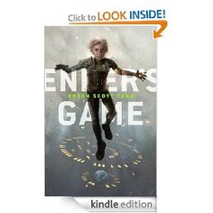 Ender's Game [Kindle Edition], (science fiction, orson scott card, ender series, alien invasion, military science fiction, kindle, cheap kindle books, homophobic, bigotry, closeted gay)