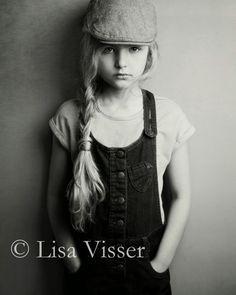 Lisa Visser Fine Art Photography: Head Shots for Models and Actors