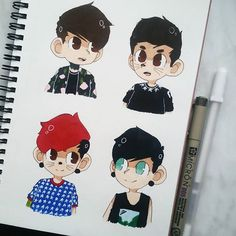 Different outfits - #danhowell #danisnotonfire #phan #phanart #phillester #amazingphil #fanart #youtube #youtuber #art #drawing #doodle #traditionalart #markers #twentyonepilots #cliqueartist #cliqueartists #cliqueart #sketchbook #skeletonclique #tylerjoseph #joshuadun #joshdun