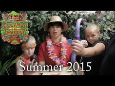 VBS 2015 Journey Off The Map! - reveal idea